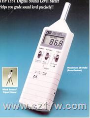 噪音計TES-1350A TES-1350A