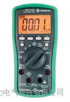 DM-810型数字万用表