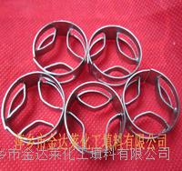 金属扁环填料