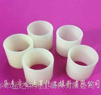 塑料拉西环填料 聚丙烯拉西环 PVDF拉西环填料 PVC塑料拉西环