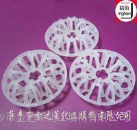 聚丙烯科斯特花环填料 聚丙烯科斯特花环 塑料科斯特花环填料