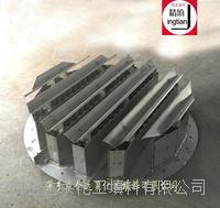 槽盘式气液分布器