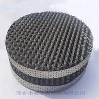 不锈钢孔板波纹填料 聚结板