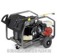 汽油驱动热水清洗机
