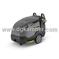 凯驰电加热高压热水清洗机