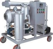 LK抗燃油专用滤油机