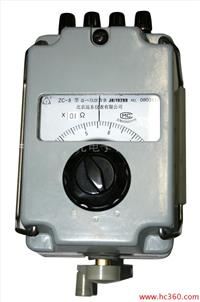 ZC-8手摇式接地电阻测试仪 ZC-8