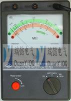 YTC25指针式绝缘电阻测试仪