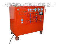 SF6气体回收充放装置