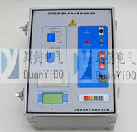 全自动变频抗干扰介质损耗测试仪