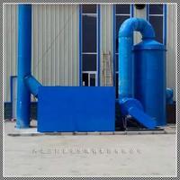 喷漆废气活性炭处理塔设计