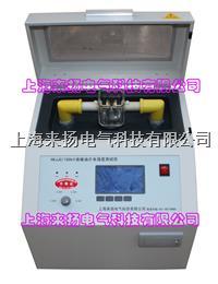 单杯全自动绝缘油介电强度测试仪试验报告