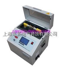 多功能绝缘油耐压测试装置试验报告