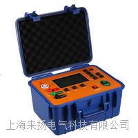 多电压绝缘电阻测试仪
