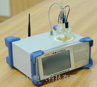 油微量水份测定仪