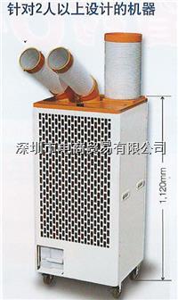 SS-40DC-8A,移动制冷空调,两个冷风口,SUIDEN瑞电