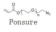 丙烯酸酯PEG叠氮