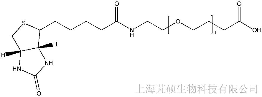 生物素PEG羧基,Biotin-PEG-COOH