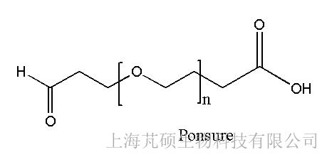 羧基聚乙二醇醛基,COOH-PEG-CHO