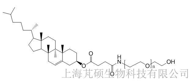 胆固醇PEG羟基,CLS-PEG-OH