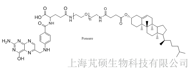 叶酸PEG胆固醇,FA-PEG-CLS