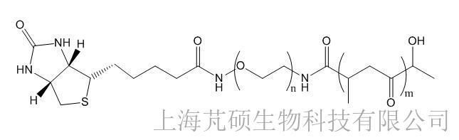 聚乳酸-羟基乙酸共聚物PEG生物素