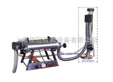 DW1370型排水板水平通水量测试仪