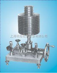 YU6,6B,60A,600活塞式压力计