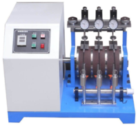 NBS rubber abrasion test machine