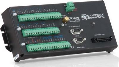 CR1000數據采集器