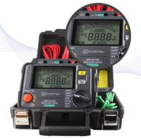 克列茨KEW3125A高压绝缘电阻计