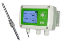 EE310系列高端温湿度变送器,工作温度达180°C