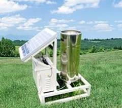 无线遥测雨量监测站